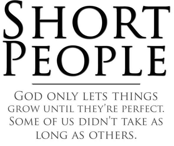 Quotes about Being small in size (18 quotes)