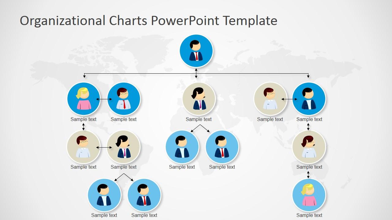 organization chart template powerpoint duramax wiring diagrams e46, Modern powerpoint