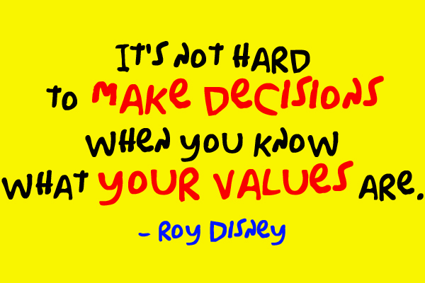 quotes about good decision quotes