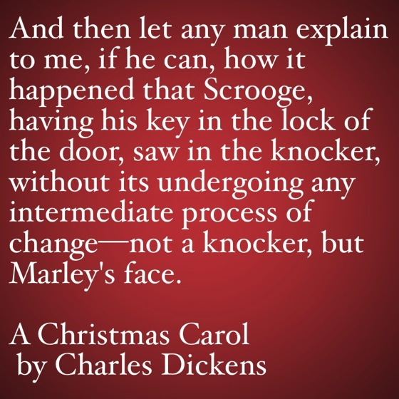 scrooges changing character essay