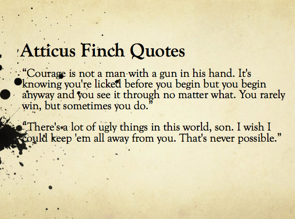 Quotes about Finch house 27 quotes