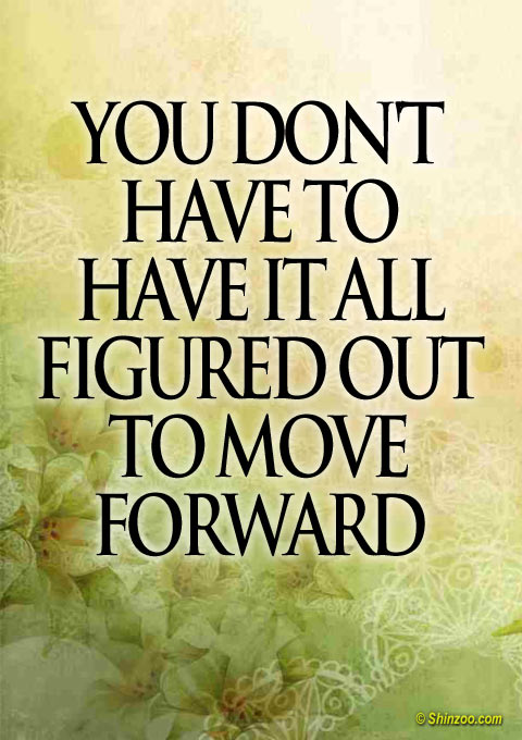 Quotes about Change moving forward (58 quotes)