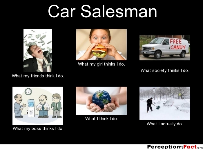 Quotes About Car Salesman 62 Quotes