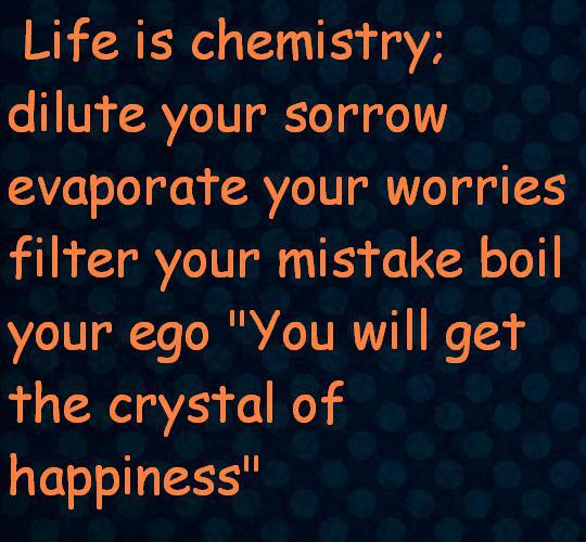 Image result for northrup growing older chemistry  quote pic