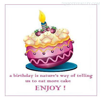 Pleasant Quotes About Eating Birthday Cake 17 Quotes Funny Birthday Cards Online Inifofree Goldxyz