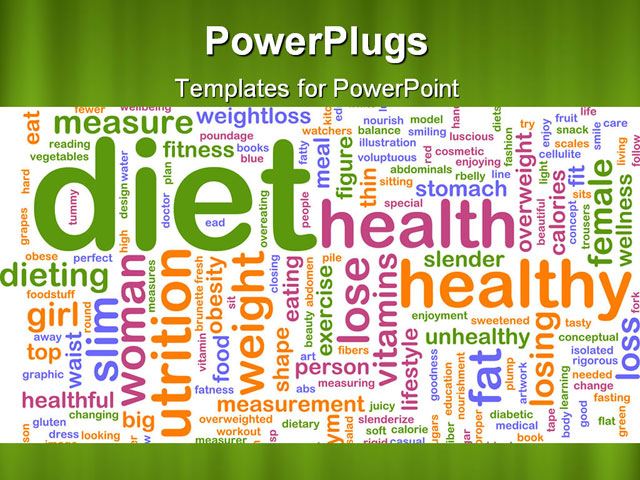 Healthy diet powerpoint template healthy diet powerpointppt healthy food powerpoint template healthy life powerpoint templates toneelgroepblik Image collections