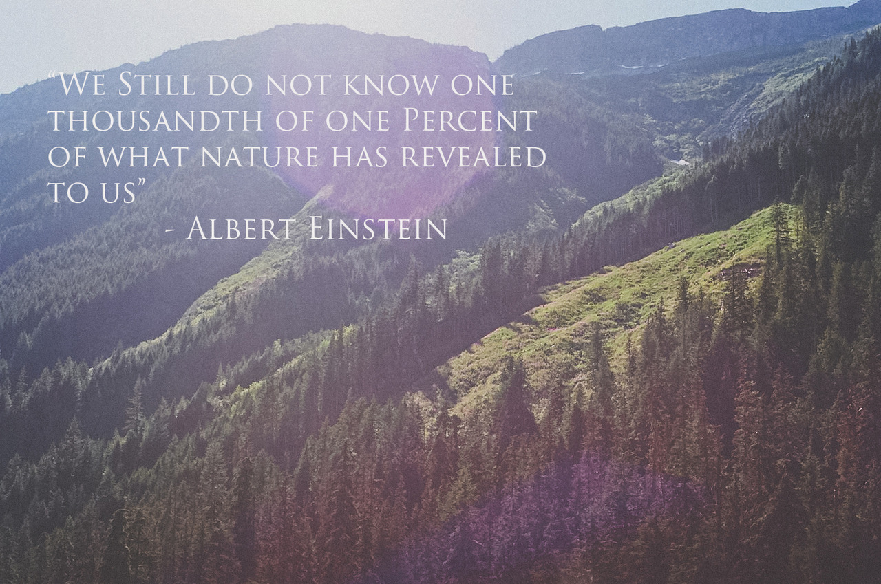 quotes about nature famous quotes