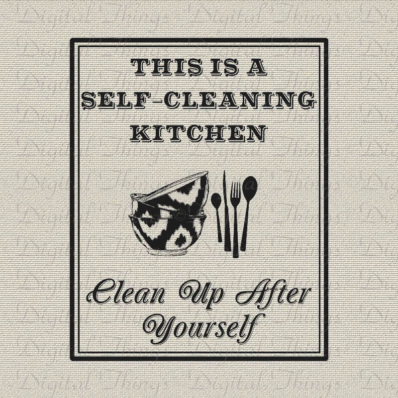 Kitchen Cleaning: Quotes About Clean Kitchen (38 Quotes