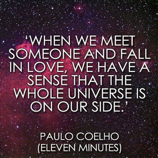 We love when and meet in someone fall 7 Signs