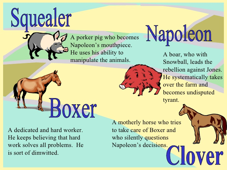 Quotes About Power Animal Farm 21 Quotes