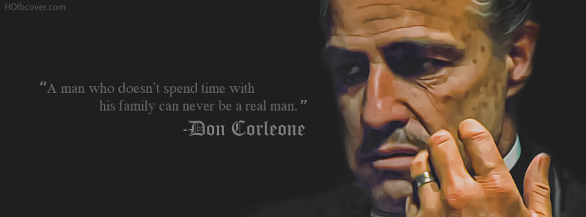 Godfather quotes vito corleone The Godfather