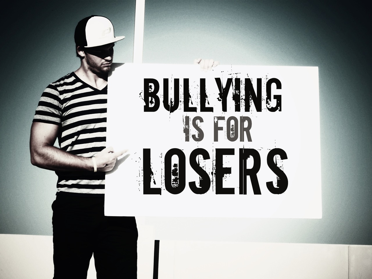 Quotes about Preventing bullying (25 quotes)