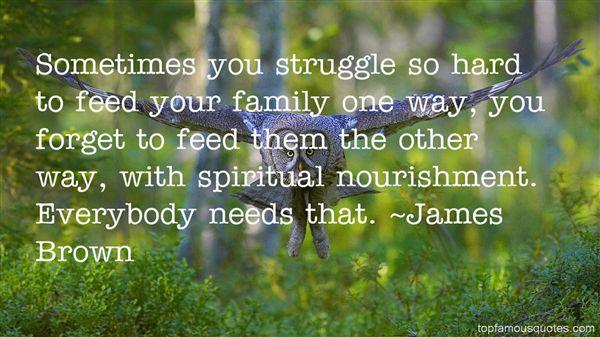 Image result for spiritual nourishment quotes