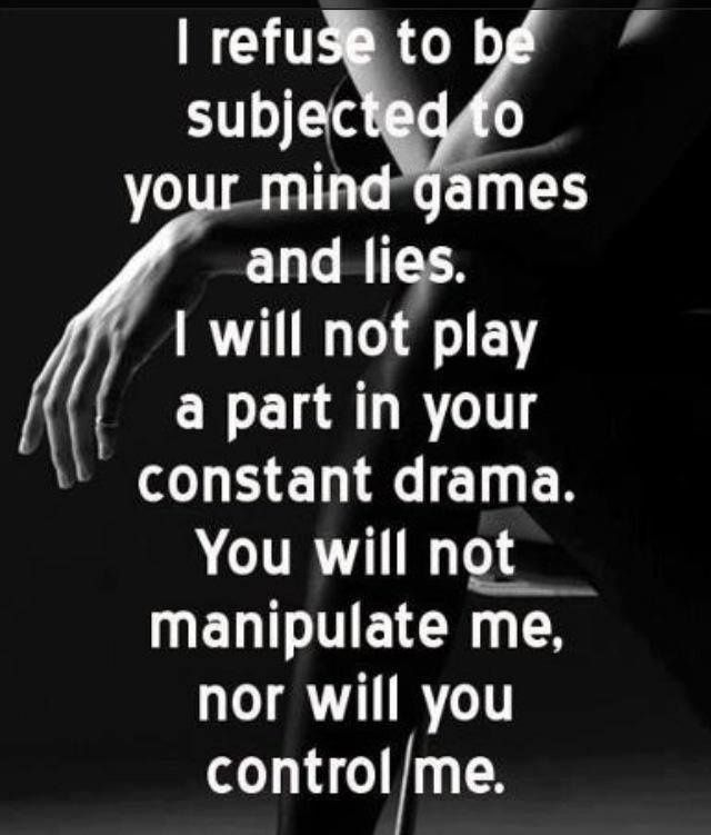 Quotes About Playing Emotional Games 20 Quotes