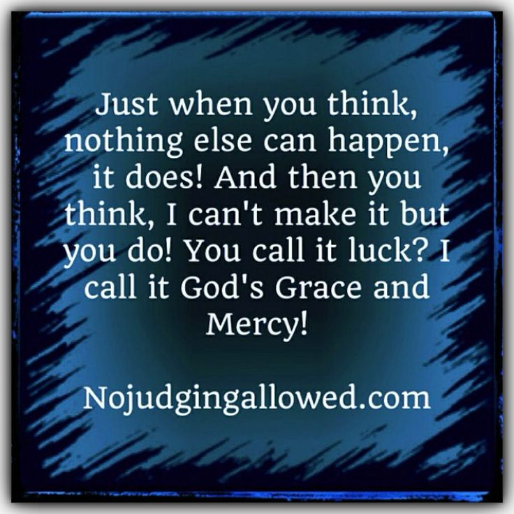 Quotes about Grace and mercy (107 quotes)