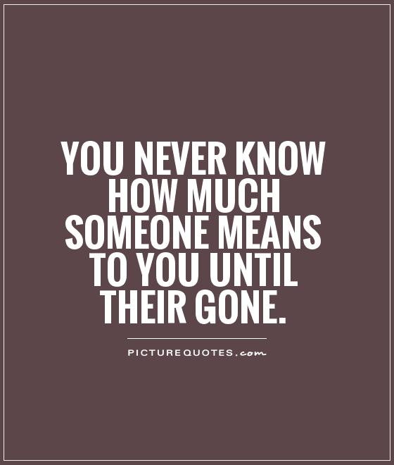 quotes about knowing someone well 15 quotes
