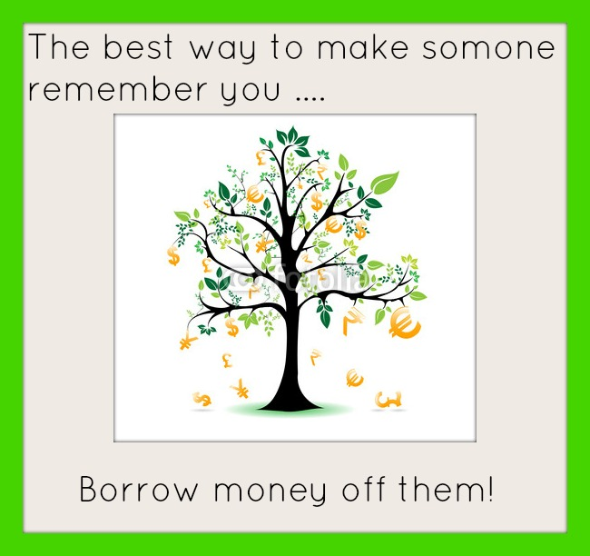 Quotes About Lending Money 52 Quotes