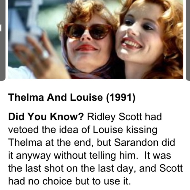 thelma and louise essay 2 the rest of the film follows thelma and louise as they head out on the road, far from their hometown, and hopefully, far from the police, who may be.