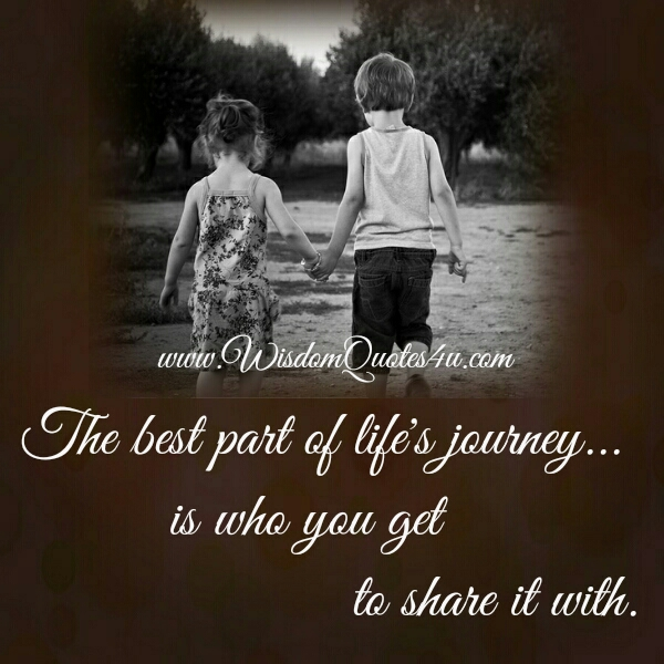 Love Quotes Journey: Quotes About Life Journey Together (21 Quotes