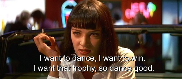 Quotes about Pulp Fiction (55 quotes)