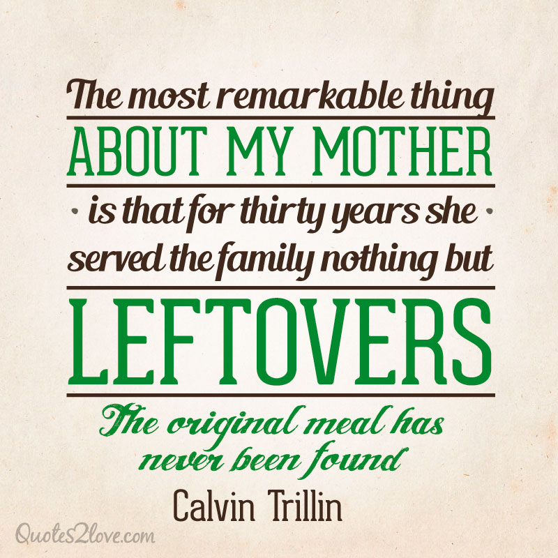 Quotes about Mom s cooking 40 quotes