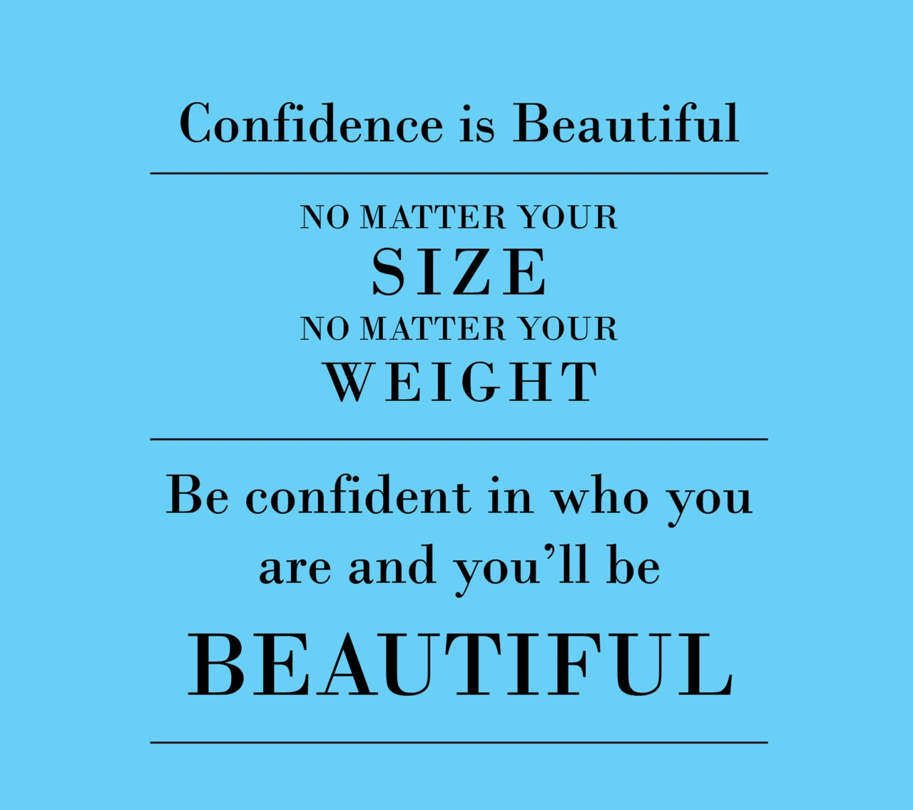 quotes about beauty confidence quotes