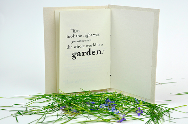 Quotes About Garden And Books 30 Quotes