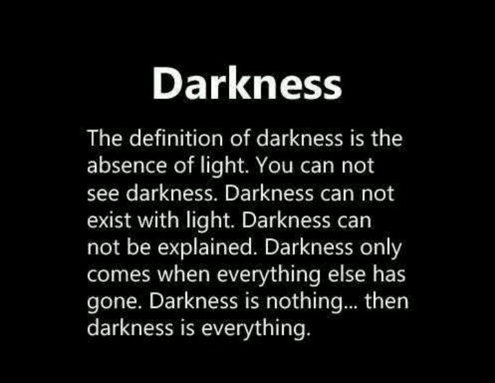 Quotes About Light In Darkness (536 Quotes