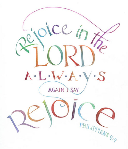 """Image result for rejoice in the lord"""""""