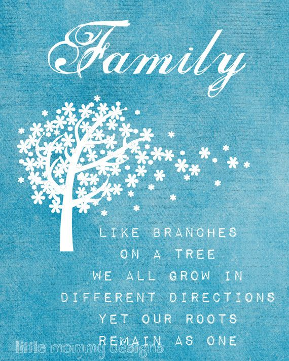 Quotes about Strong family ties (18 quotes)