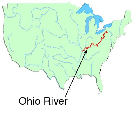 Quotes About Ohio River 11 Quotes