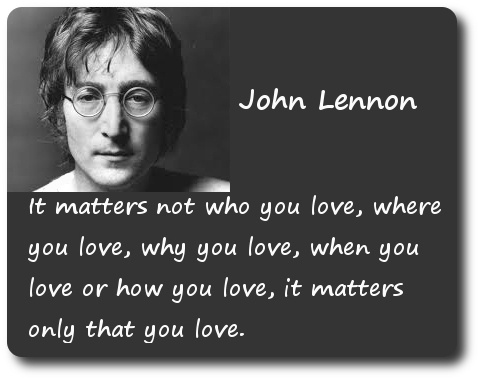Quotes About Love John Lennon 38