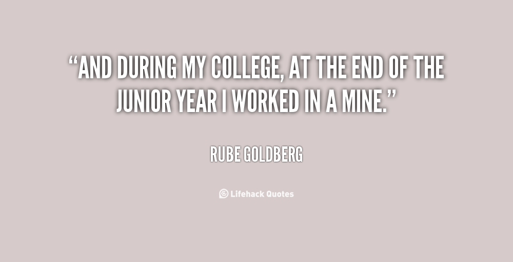 Quotes about Ending university (20 quotes)