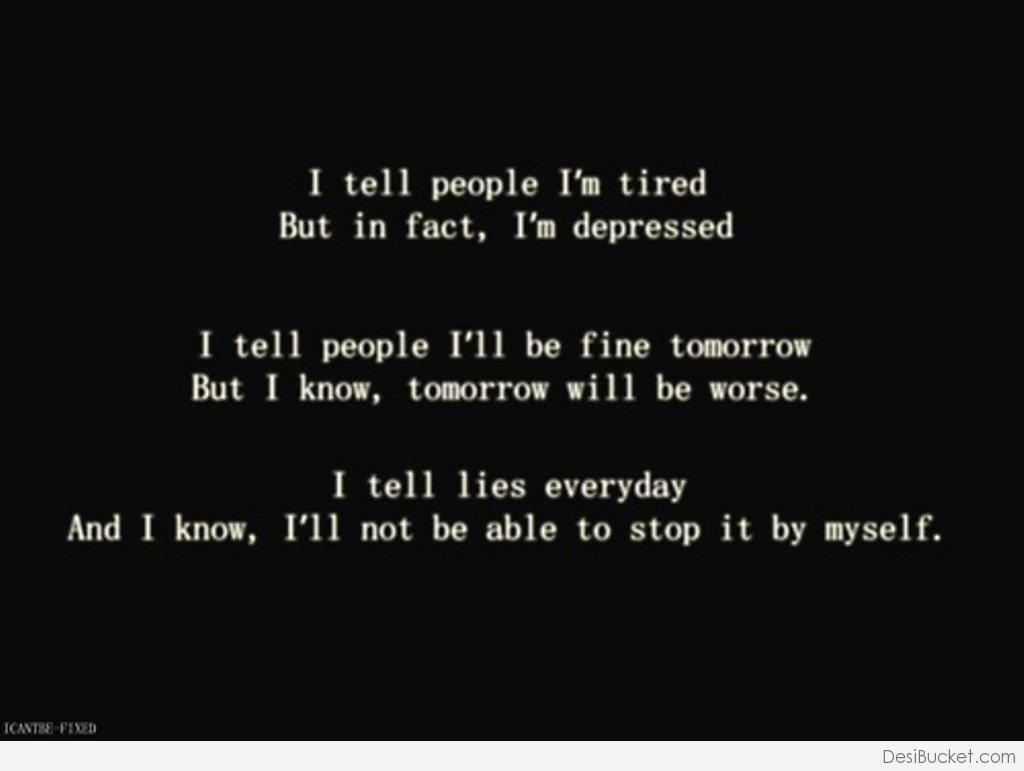 Quotes about Depressed People 95 quotes