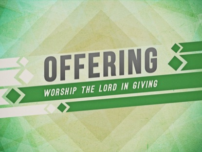 Quotes about Church offering (23 quotes)