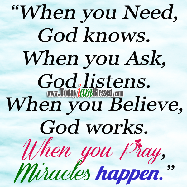 Quotes about Miracles Of God (61 quotes)