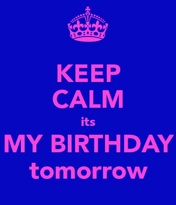 Quotes about birthday tomorrow 36 quotes co altavistaventures Gallery