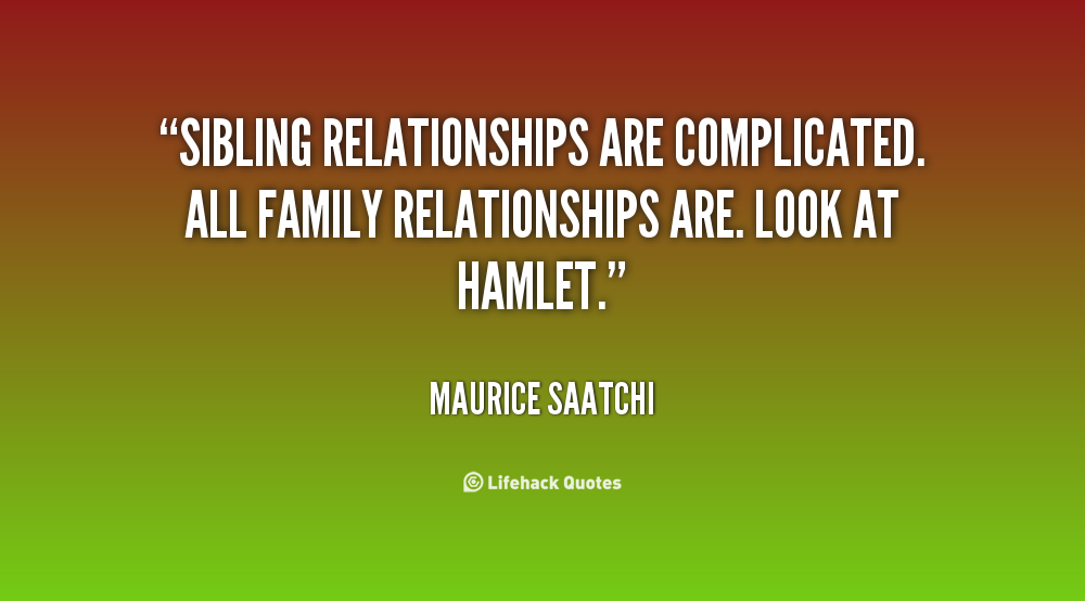 quotes about complicated family quotes