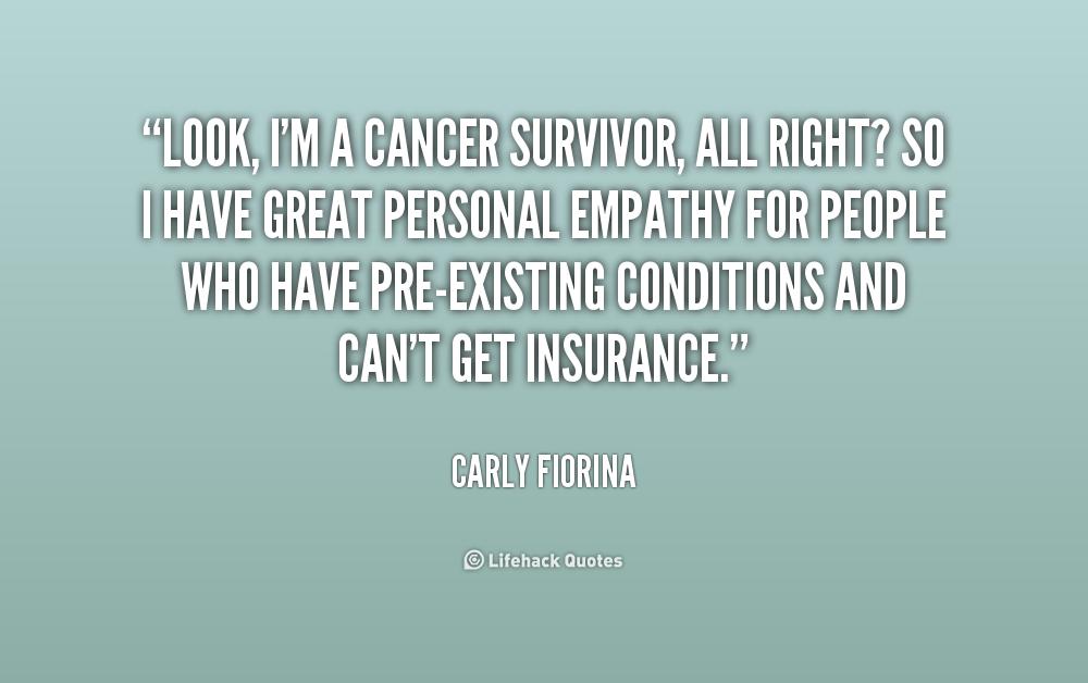 Quotes about Cancer survivors 41 quotes