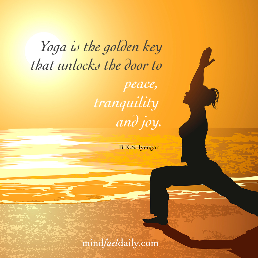 Quotes about Balance in yoga (28 quotes)