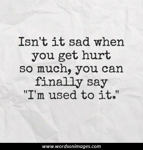 Quotes About Feeling Used 78 Quotes