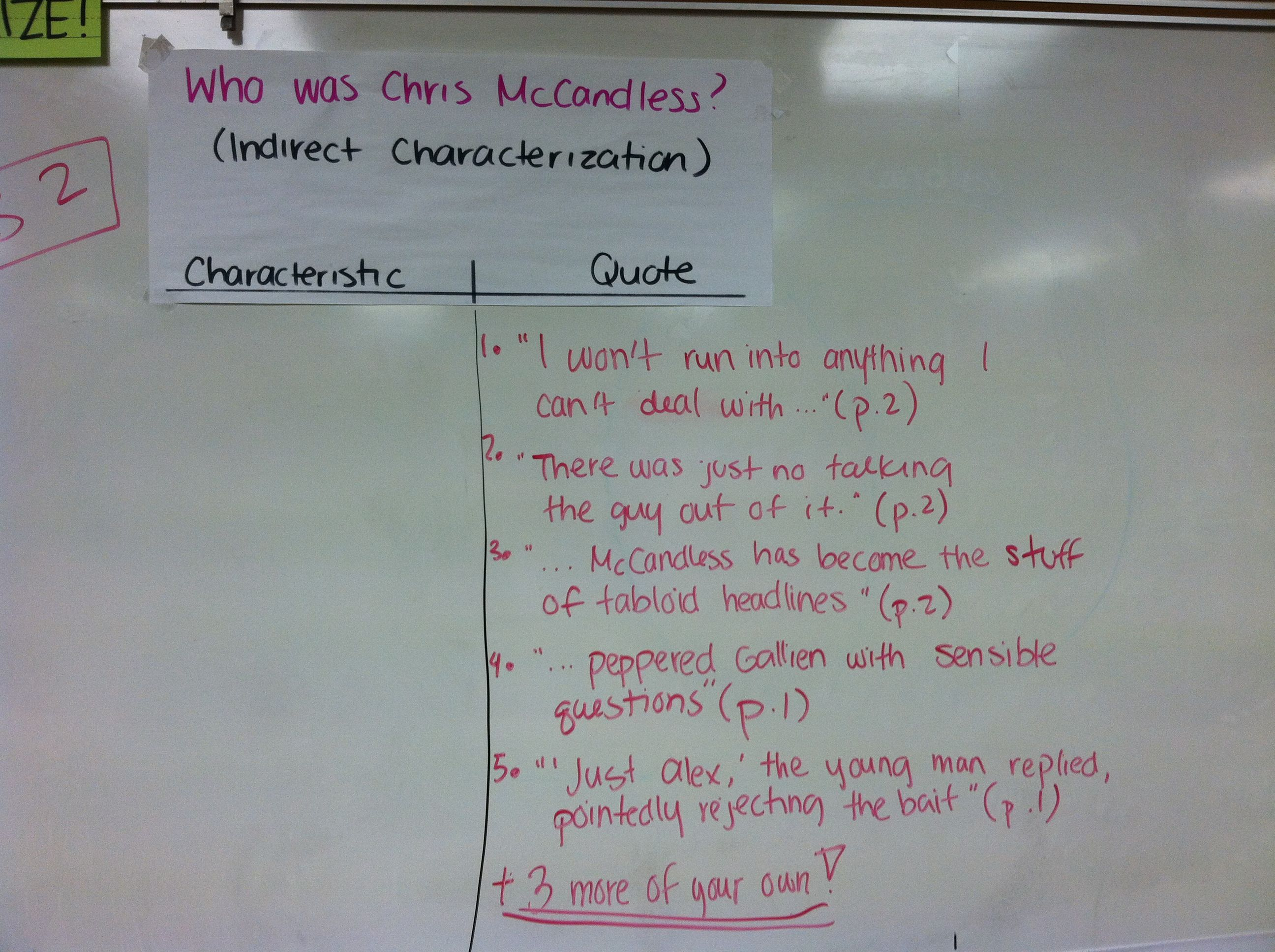 who was christopher mc candless essay