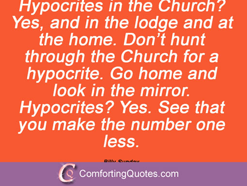 quotes about hypocrisy of religion quotes