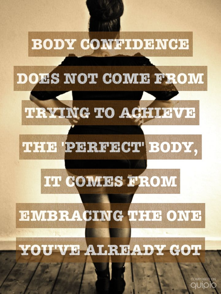 Quotes About Body Positivity 42 Quotes