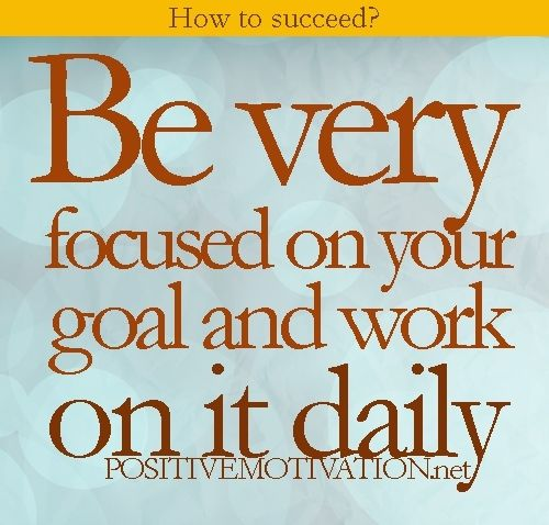 Quotes about Stay Focused (157 quotes)