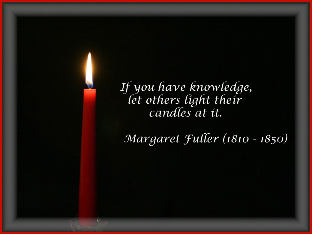 Quotes about Light of knowledge (69 quotes)