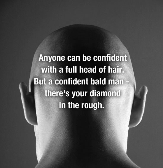 Quotes About Bald Man 37 Quotes
