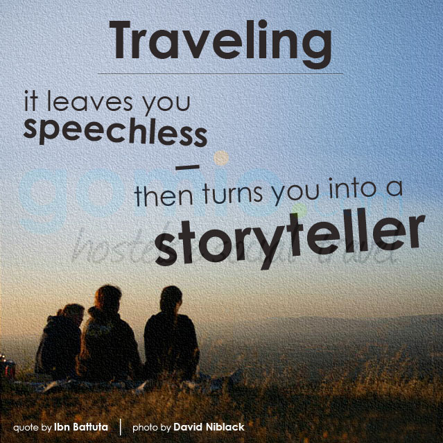 a creative story about travelling Becoming a travel blogger: ideas for creative travel blog names pin to save this for later or get started now  when it comes to starting your own travel blog, the hardest step is going to be coming up with a name.