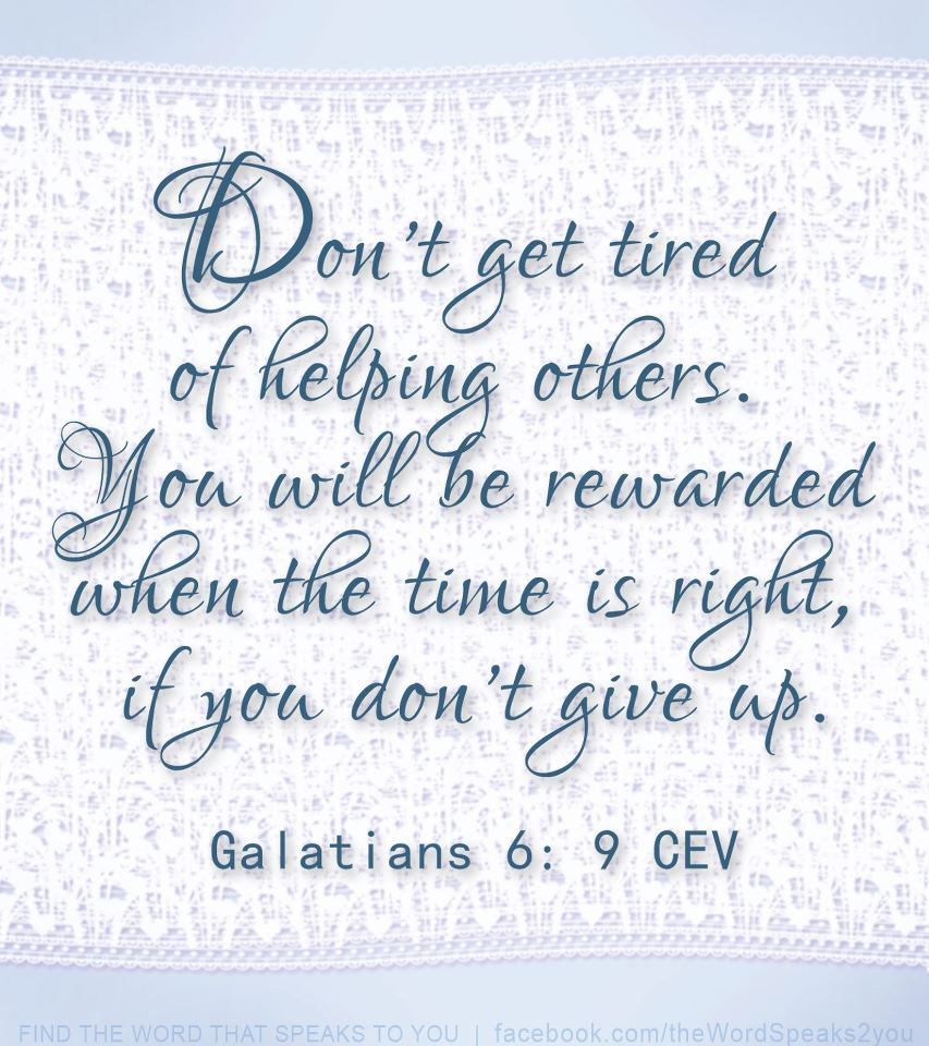 Bible Quotes About Helping People: Quotes About Community Helping Others (51 Quotes