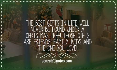 Quotes about Christmas gifts (87 quotes)